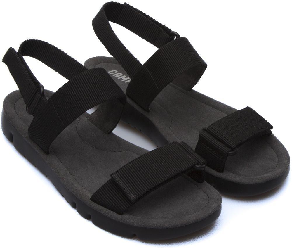 6a57ddd159f Camper Oruga Negro Sandalias Mujer K200355-002