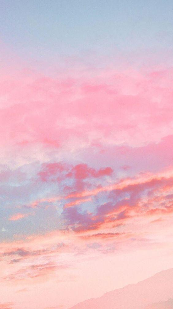 La Vie En Rose Fond D Ecran Pastel Fond D Ecran Telephone Fond D Ecran Cloud