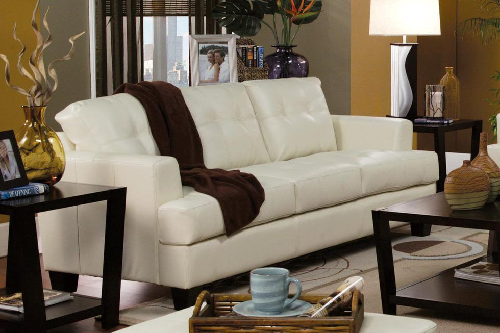 Bonded Leather Sofa Orange County Furniture Warehouse 501691
