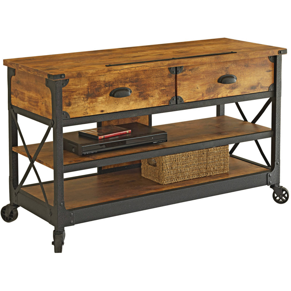 Better Homes & Gardens Rustic Country TV Stand for TVs up