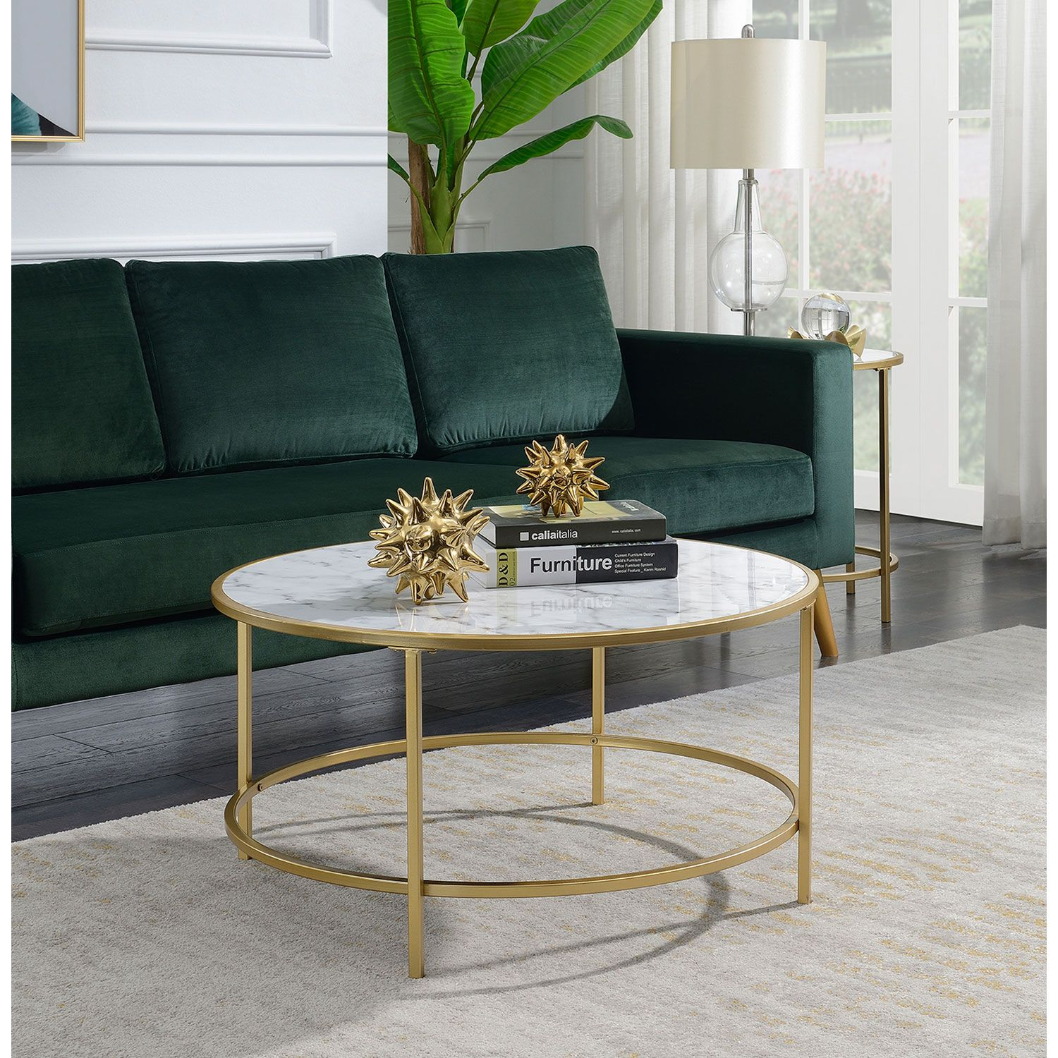 Convenience Concepts Gold Coast White Faux Marble Round Coffee Table 413477wmg Bellacor In 2021 White Round Coffee Table Marble Living Room Table Coffee Table [ 1500 x 1500 Pixel ]