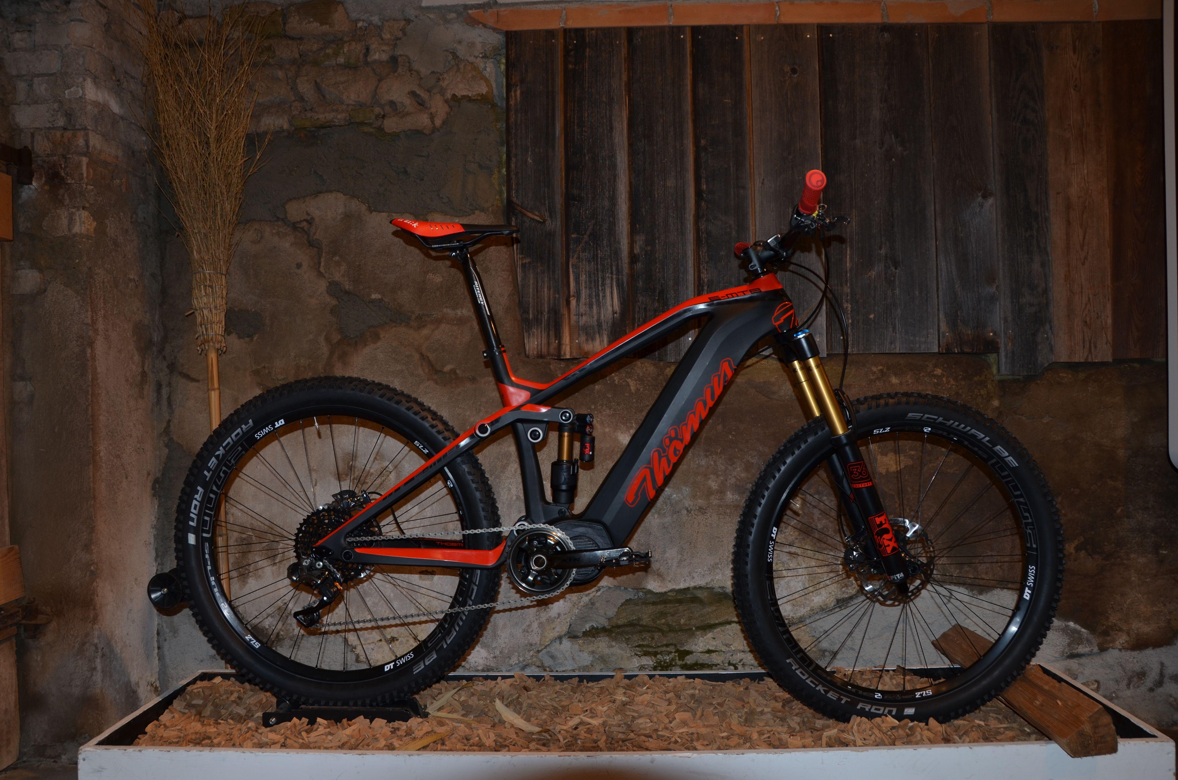 Das Neue Thomus E Mountainbike Ebike Emtb Mit Bildern Coole
