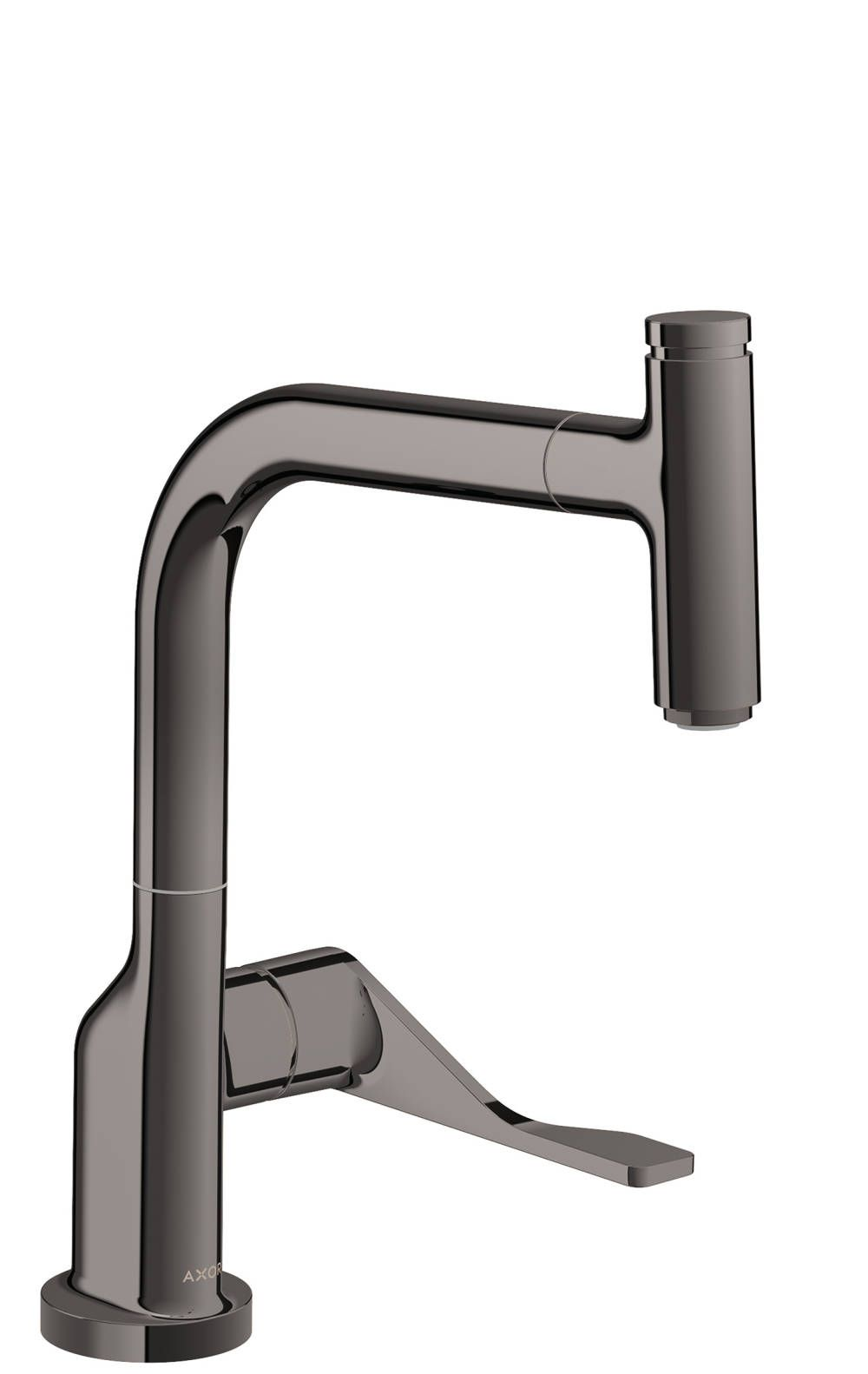 Axor Citterio Select 1 Spray Kitchen Faucet Pull Out Polished