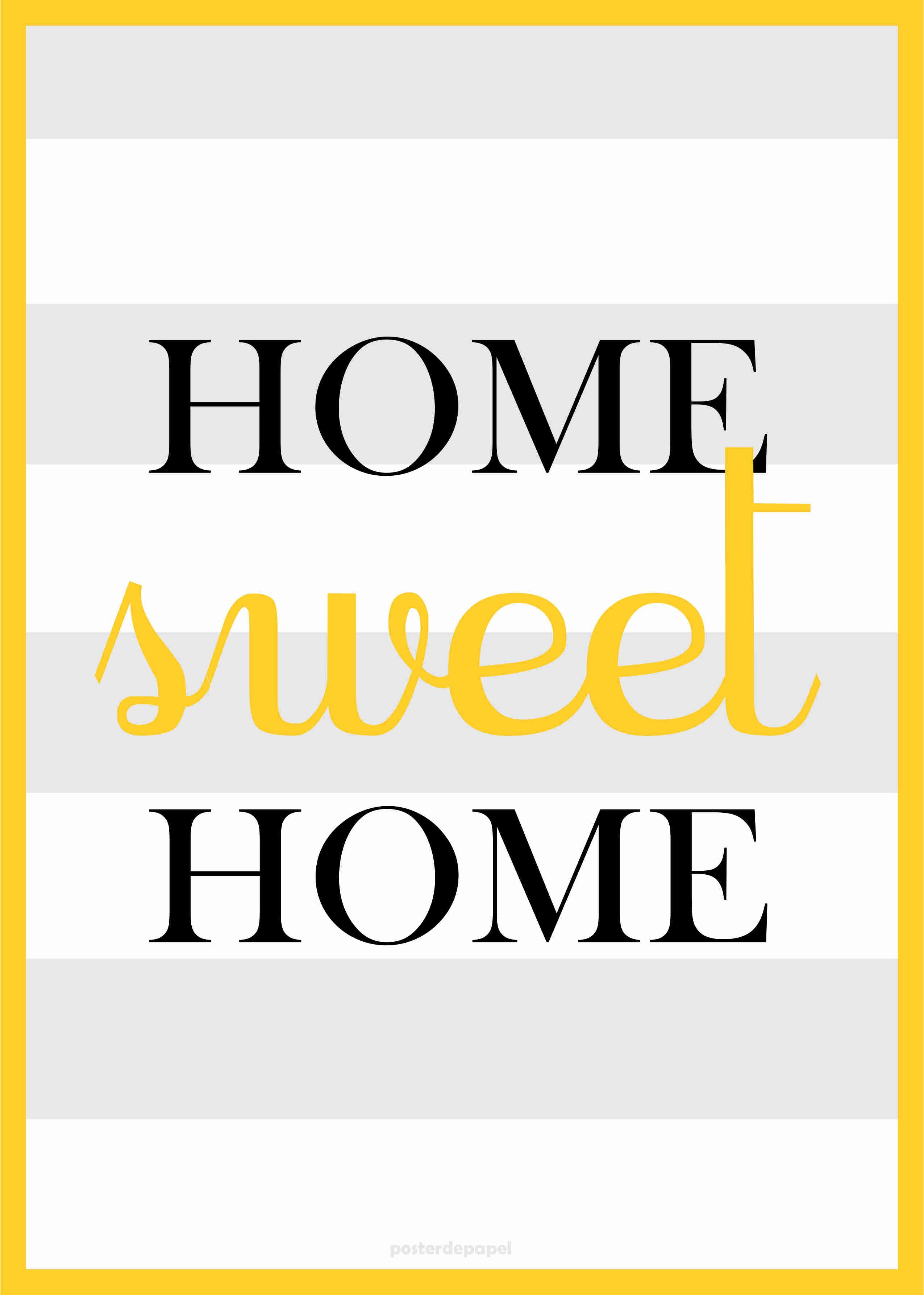 Pin By Gisel Palacios On Quadros Posters Home Poster Sweet Home Poster