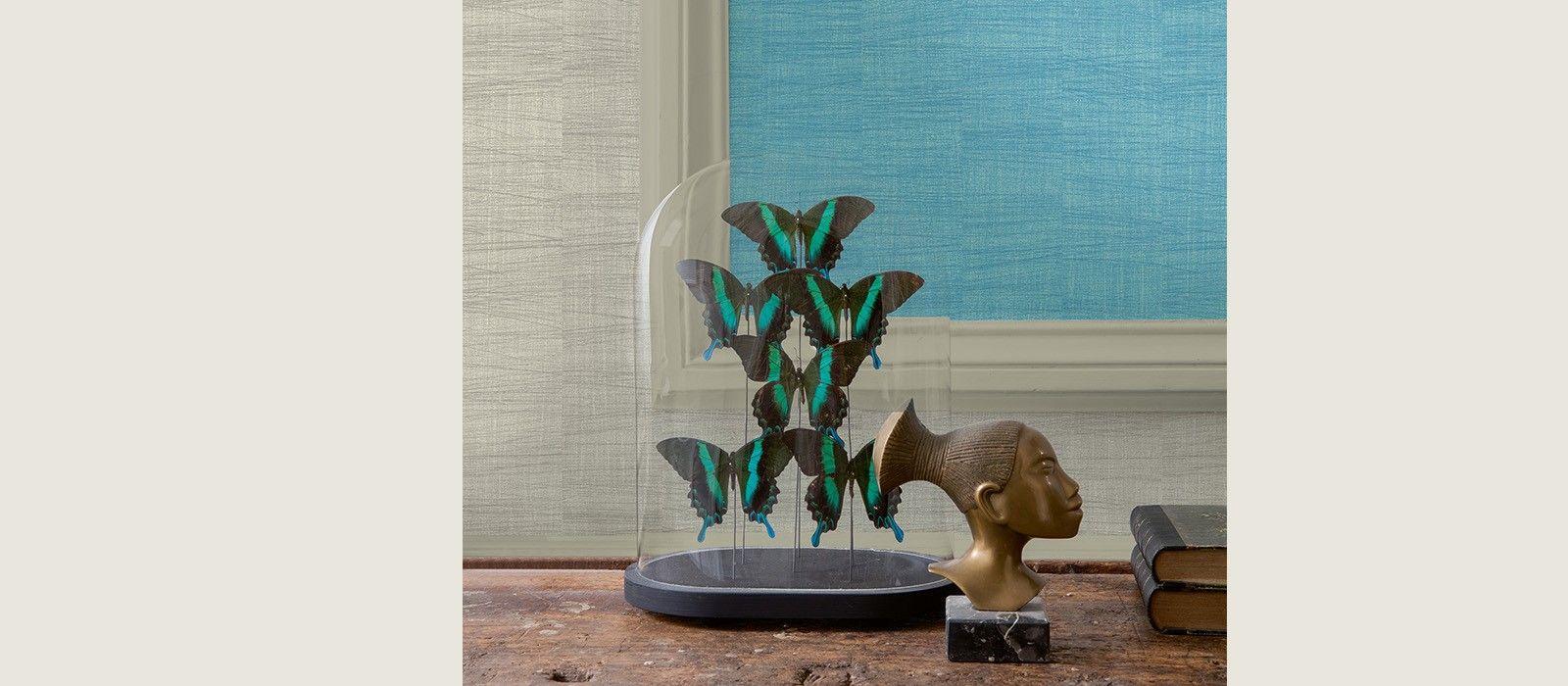 Botanical on trooppisten sademetsien innoittama, monesta eri tyylisuunnasta vaikutteita ottava tapettimallisto.