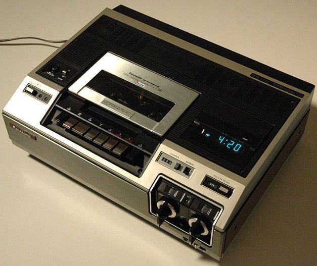 Panasonic VHS VCR Model PV-1000