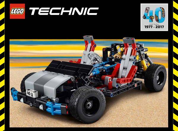 Lego Technic Les Instructions Du Cadeau De Lego Pour Le 40me