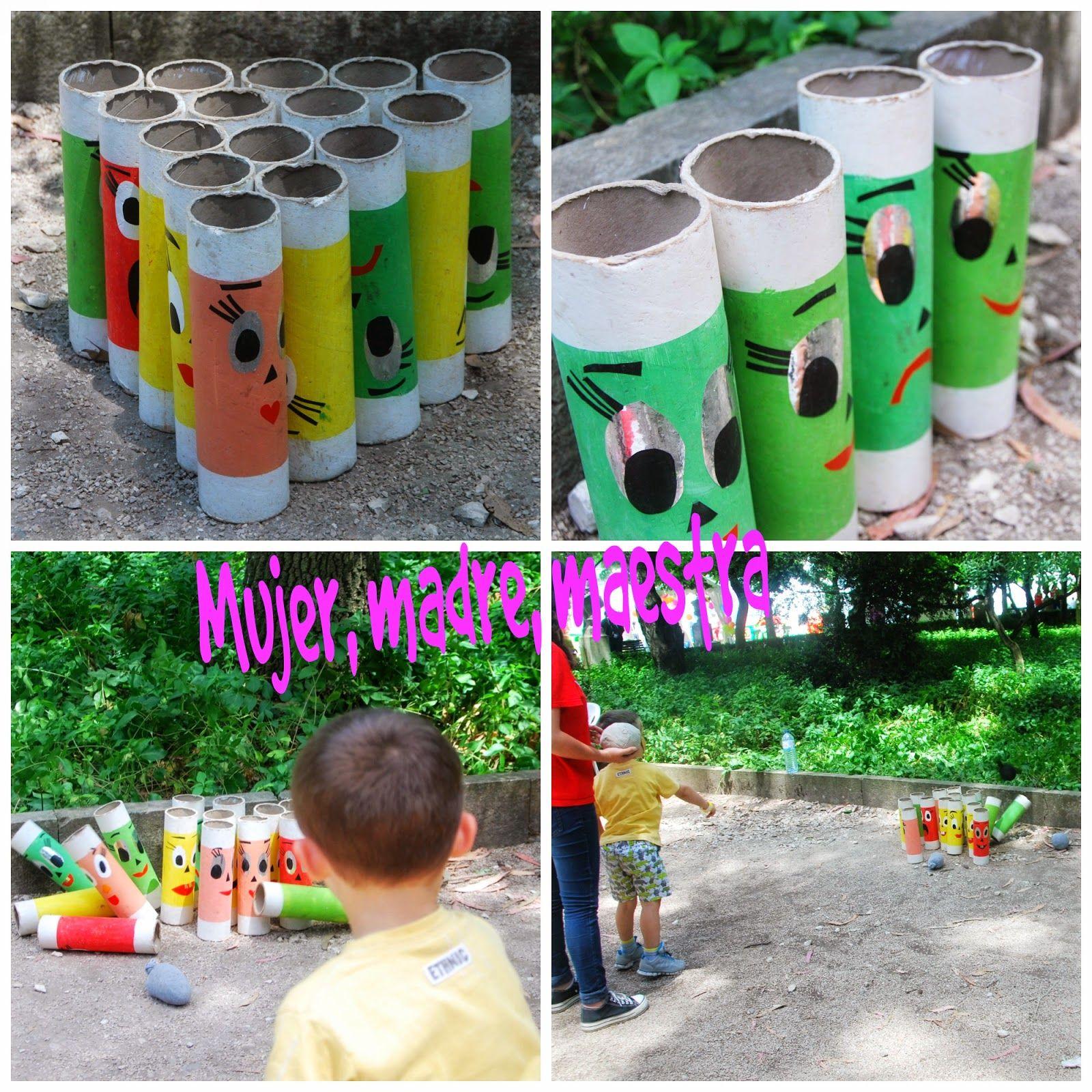 Madre Mujer Maestra Juegos Tradicionales Para Fiestas Infantiles