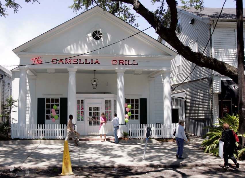 Camilla Grill, Louisiana Best diner, Diner, Best