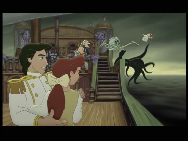 The Little Mermaid 2 Return to the Sea | The Little Mermaid 2 - Return To The Sea - The Little Mermaid 2 Image ...