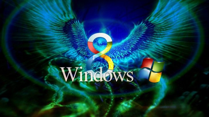 Free Windows 8 HD Wallpaper