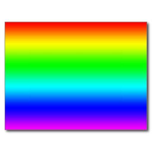 Bright Rainbow Design