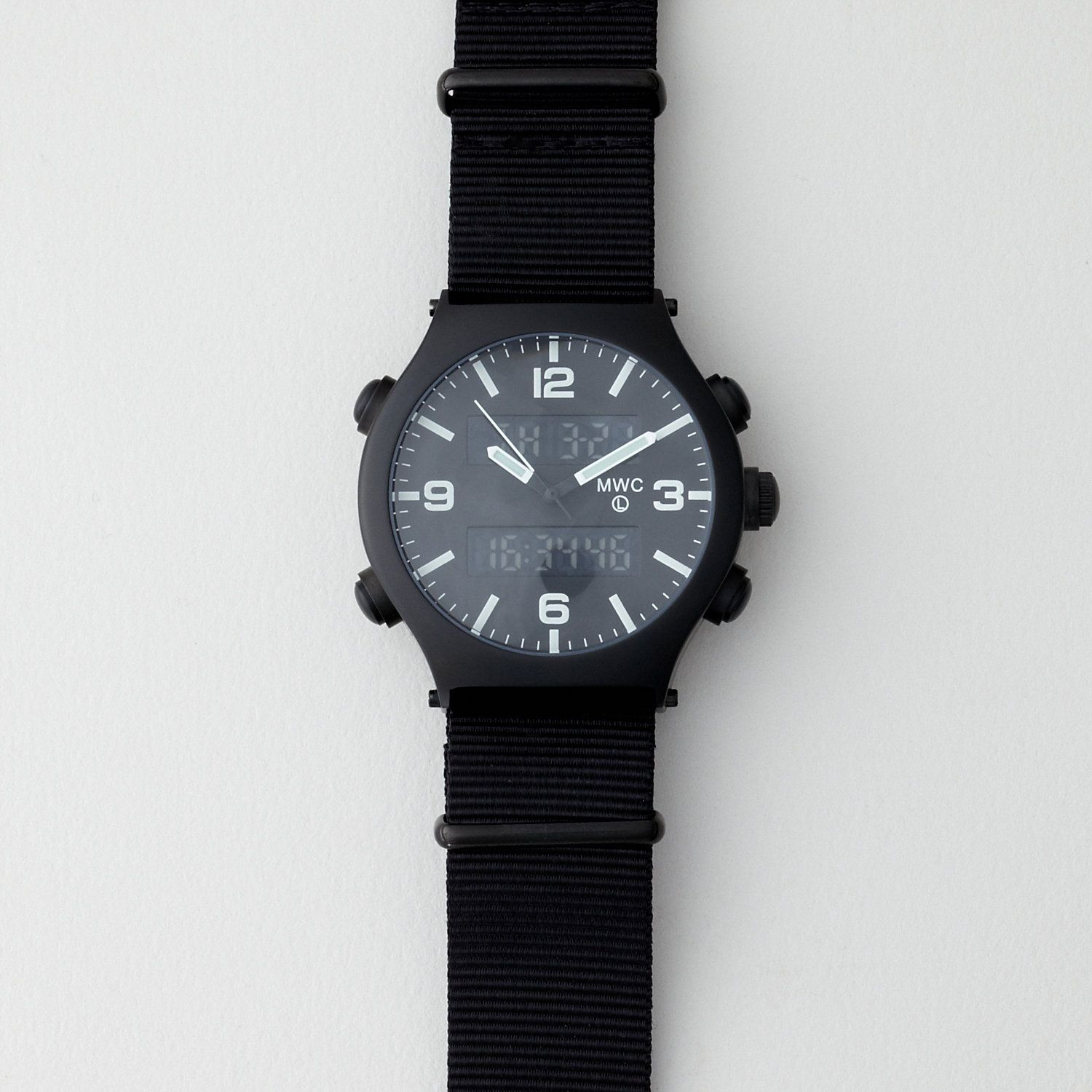 Military Watch Company G10 Chronograph | Mens Watches | Steven Alan