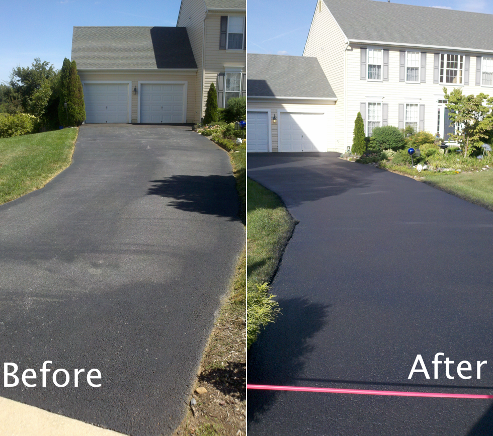 29 Curb Appeal Ideas That Have A Great Roi Curb Appeal Asphalt Driveway Driveway Repair