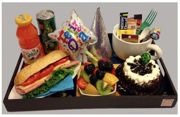 Desayunos tentaciones desayuno sorpres pinterest desayuno sorpresa y regalitos - Regalar desayuno a domicilio madrid ...