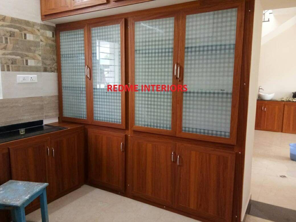 Pvc interior modular kitchen tirupur   Modular kitchen cabinets ...