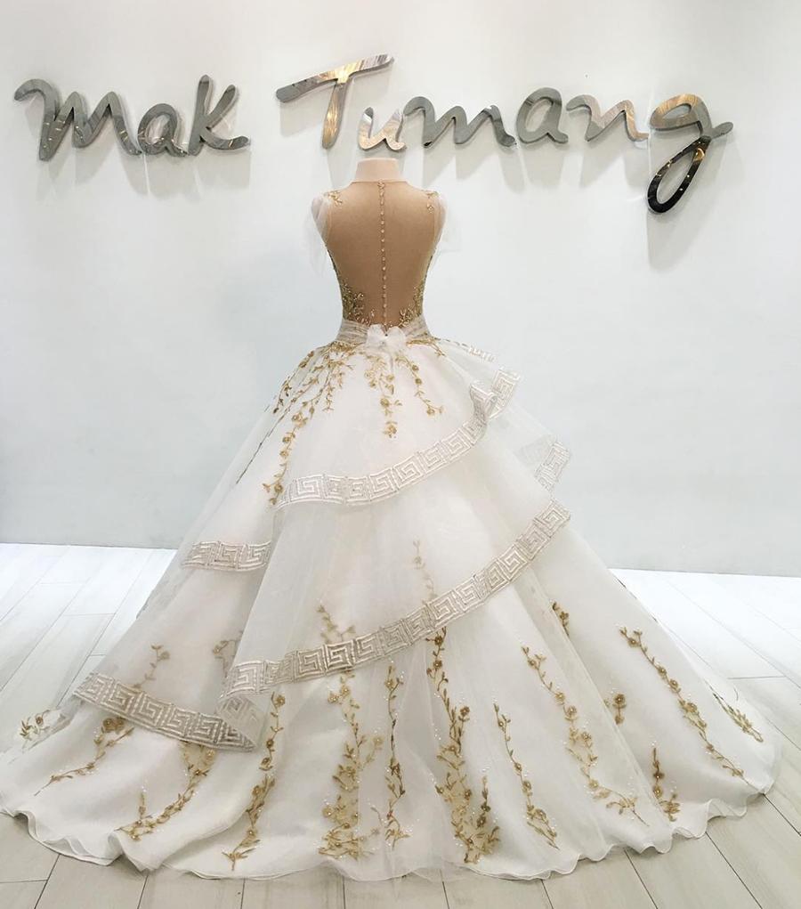 social media sensation wedding dress designer mak tumang