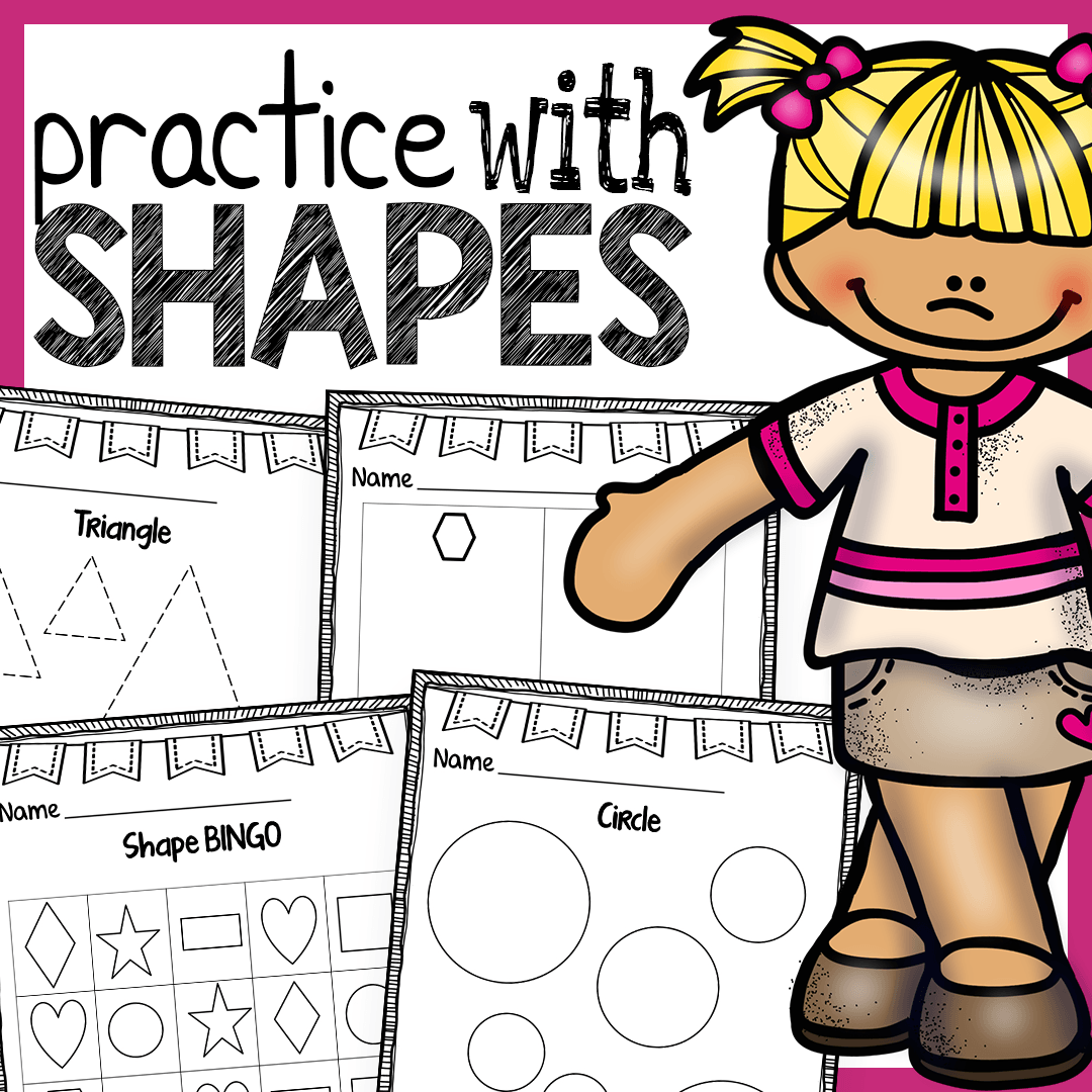 Free Preschool Worksheet You Will Use All The Time You