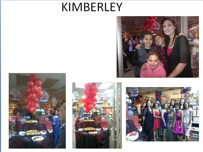 CUM Kimberley is celebrating 22 years! Silver Carpet Event 18 Oct 2013