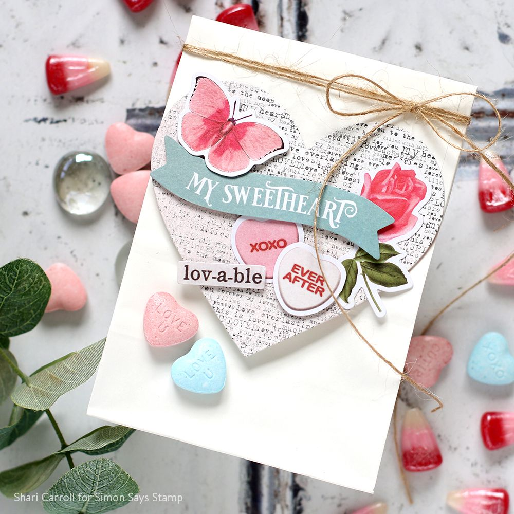 New 3 Limited Edition Valentine Card Kit! in 3  Valentines