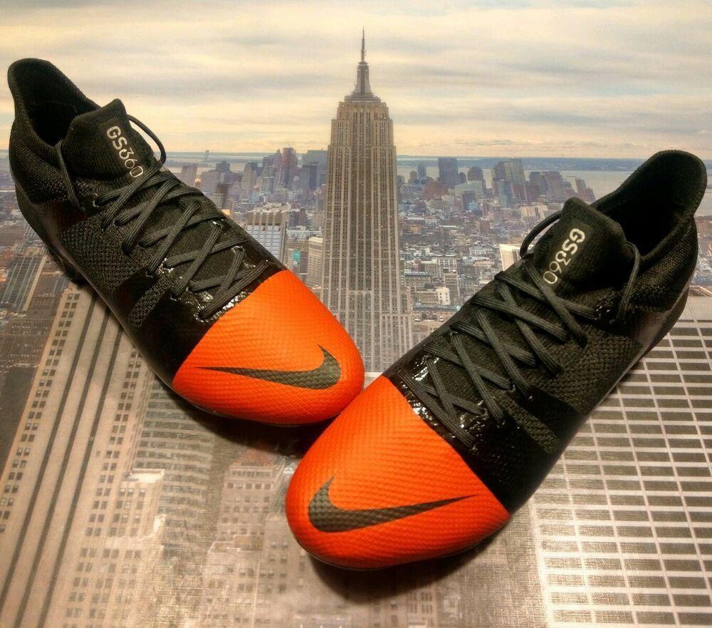 2f073a2bb eBay #Sponsored Nike iD Mercurial GS 360 Green Speed FG Soccer Cleat Shoe  Size 10.5 BV7250 991