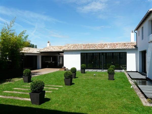 Vente de prestige maison contemporaine les portes en re 17880 maison villa f10 t10 10 - Vente maison les portes en re ...