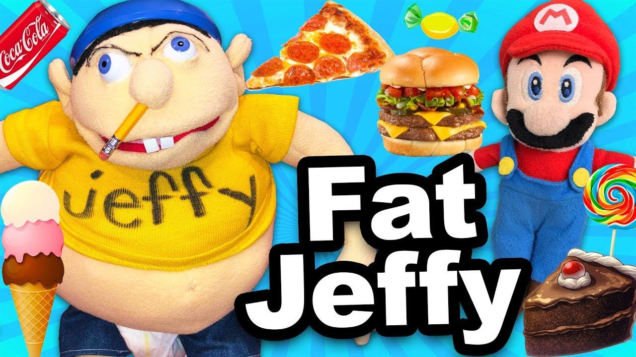 SML Movie: Fat Jeffy Jeffy gets fat because he won't eat his