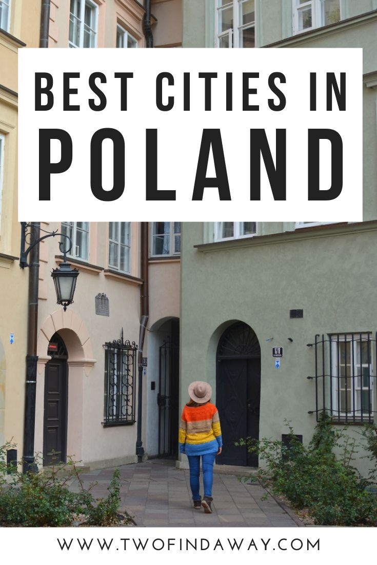 Cities You Must Visit in Poland I Poland Cities I Polish Cities I Where to go in Poland I What to do in Poland I What to visit in Poland I Poland Itinerary I Beautiful Cities in Europe I Things to do in Poland I Things to Visit in Poland I Hidden Gems in Europe I Travel Tips for Visiting Poland I Warsaw I Krakow I Torun I Lodz I Gdansk #warsaw #poland #europetravel