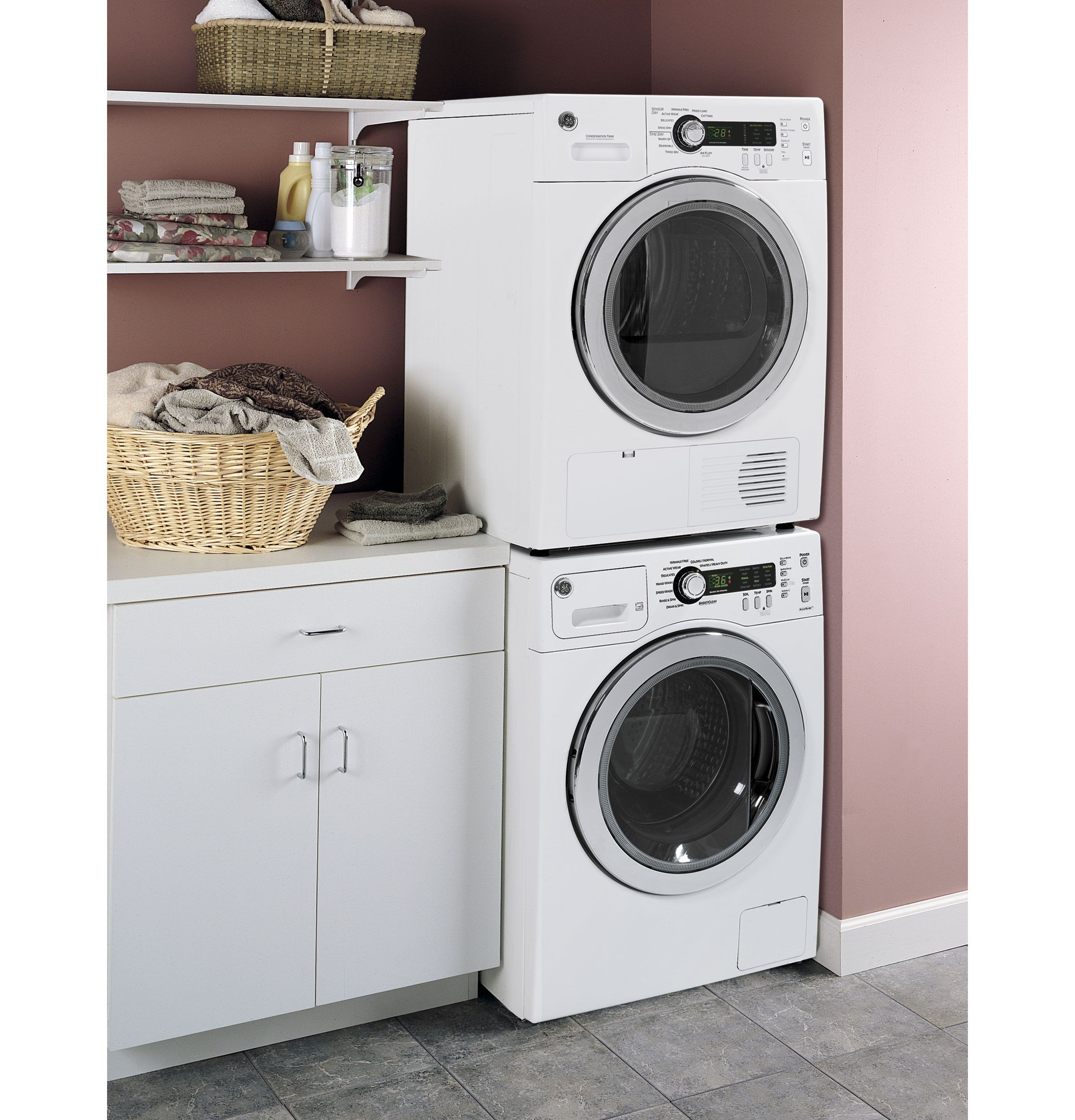 Ft Frontload Washer - Ge Appliances Electric Dryers Ge 40