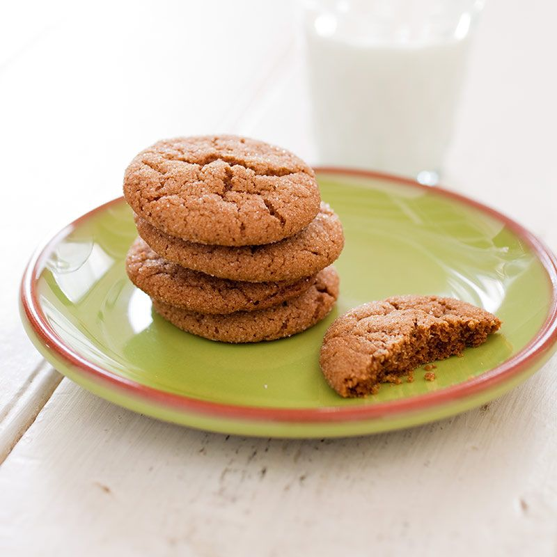 Gingersnaps America S Test Kitchen Perfect Recipe For