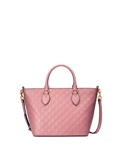 be4ec492b4d4 GUCCI Guccissima Small Leather Tote Bag, Light Pink. #gucci #bags #leather  #hand bags #tote #