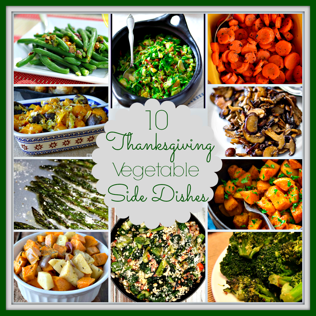 10 vegetable side dishes for thanksgiving vegetable side dishes thanksgiving vegetable side dishes easy sides to go with turkey and stuffiing forumfinder Gallery
