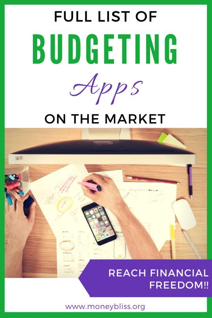 Full List of Budgeting Apps on the Market Budget app