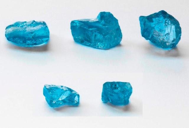 Five Rare Blue Diamonds Discovered At Cullinan Mine Blue Diamond Minerals And Gemstones Gem Hunt