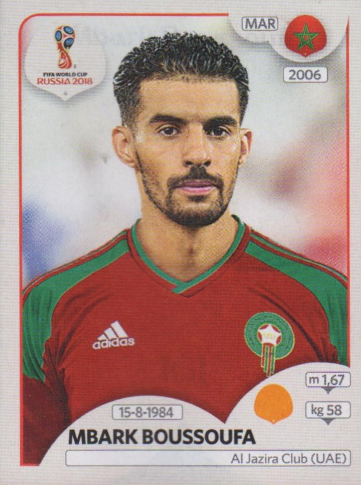 Sticker 527 Eden Hazard Belgien Panini WM 2018 World Cup Russia