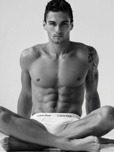 Underwear model calvin klein