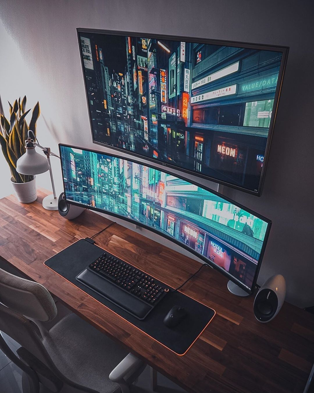 ⭐️ best monitor setup for day trading 2019