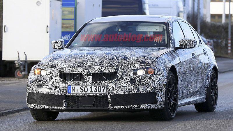 2020 Bmw M3 Will Be Quicker And Lighter The Present M3 Cs Bmw M3 Sedan Bmw M3 Bmw