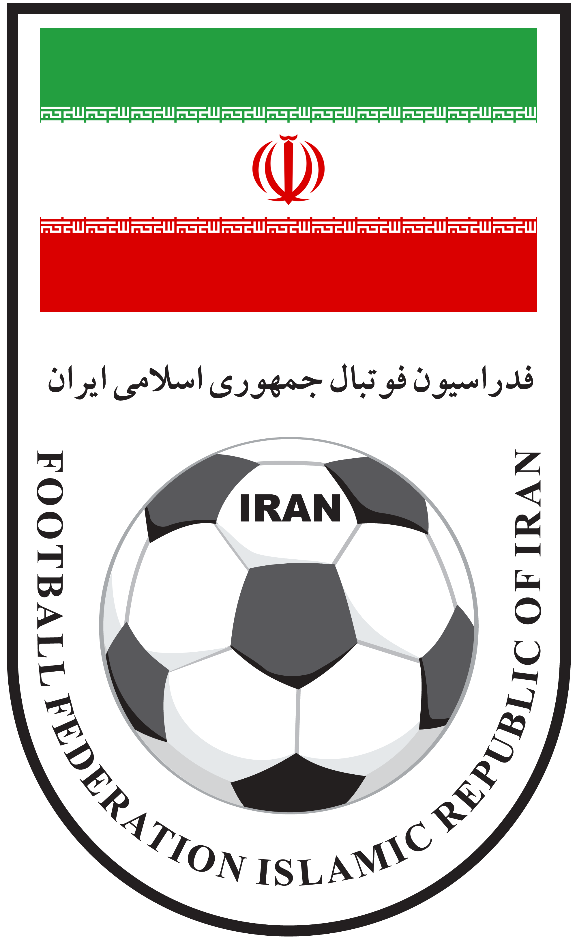 Football Federation Islamic Republic Of Iran Iran National