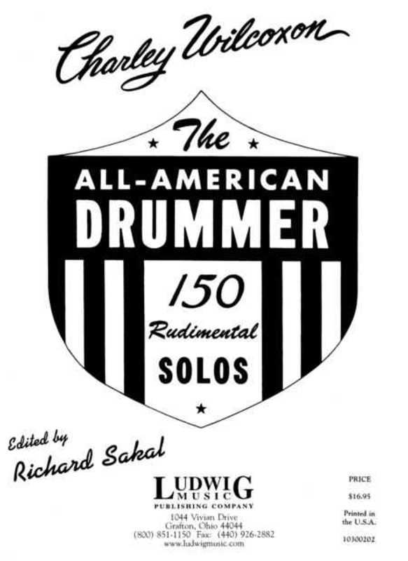Check out the ALL AMERICAN DRUMMER 150 RUDIMENTAL SOLOS
