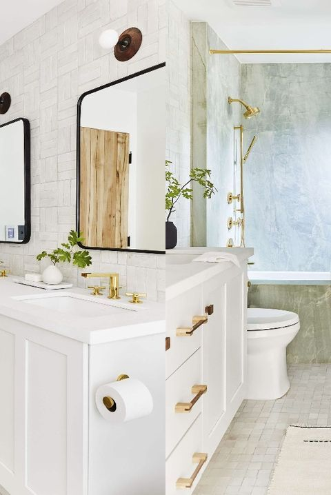 These 11 Stylish Bathroom Remodel Ideas Are Brilliant