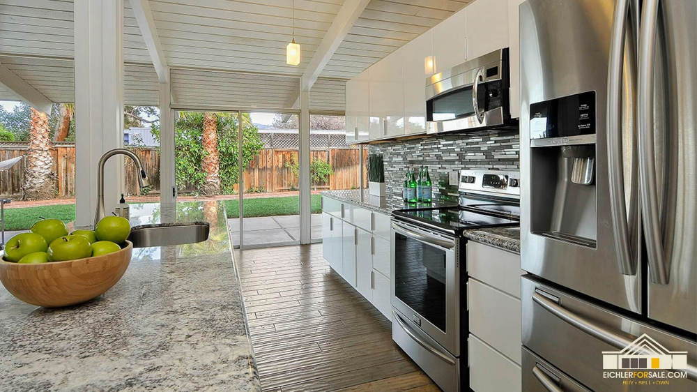 Best Eichler Kitchen Remodeling Photos Of Remodeled Mid 400 x 300
