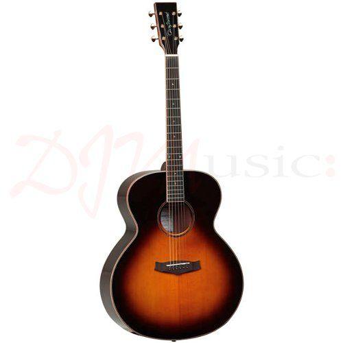 Tanglewood Tgrsj Vs Rosewood Super Jumbo Guitar Electro Acoustic Guitar Guitar Acoustic Bass