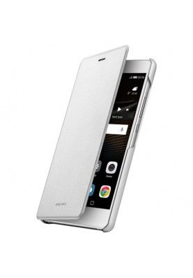 Husa Originala Huawei P9 Lite - Tip Carte Alba