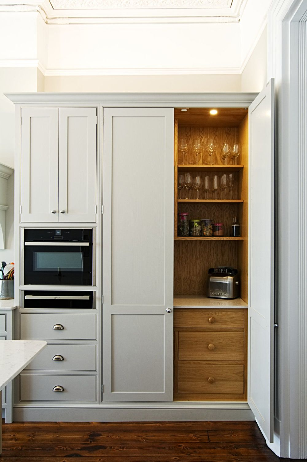 Image by Laura Alexander on Homes Kitchen trends