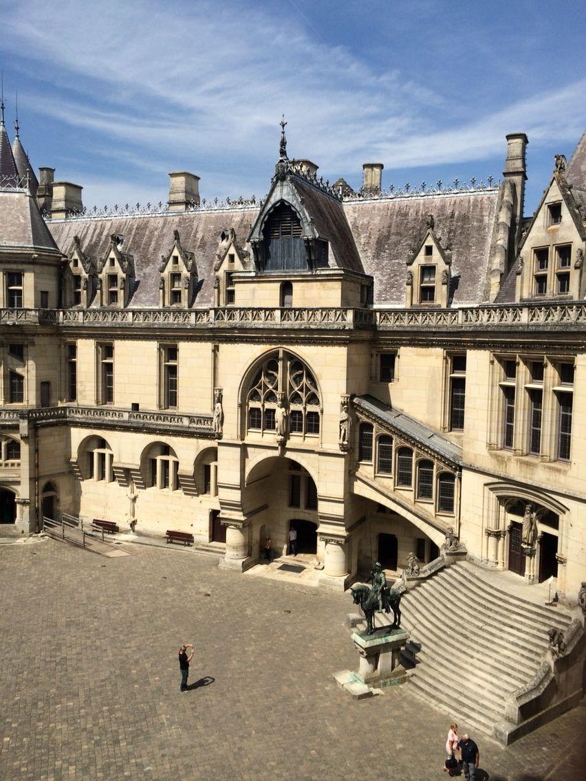 Chateau de Pierrefonds, Picardie / Picardy, France
