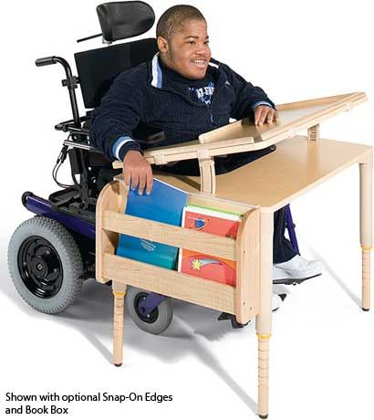Rifton Multidesks Wheelchair Desks This Specialized Desk Is Commonly Used By Children In Wheelchairs Who Suffer From A Broad Range Of Disabilities