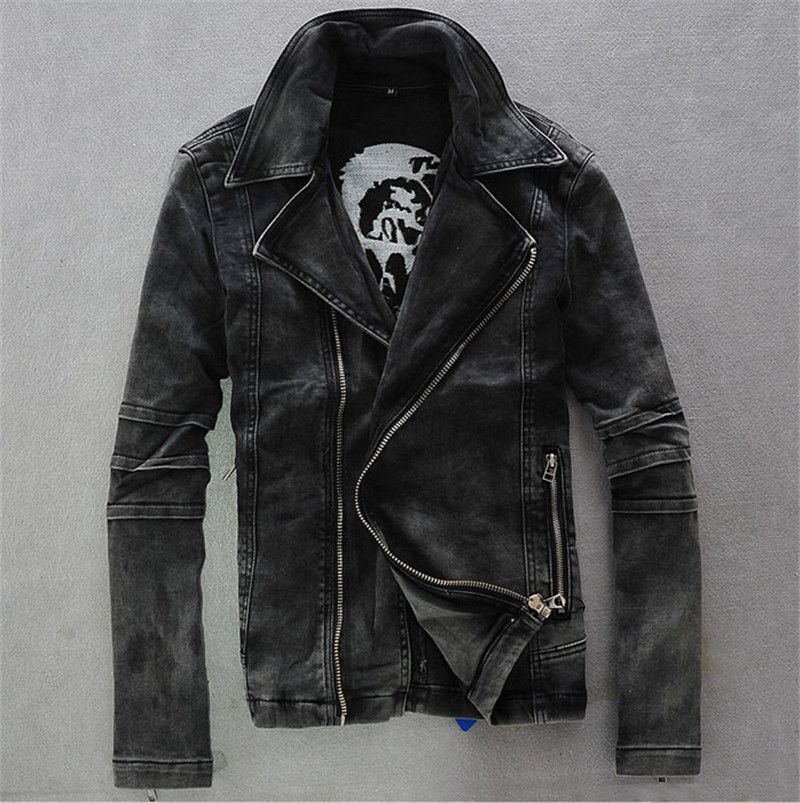 High Quality Classic Retro Casual Cool Mens punk