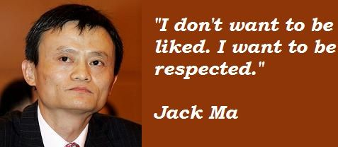 "The Alibaba Man ""Jack Ma"" from crazy to CREATOR"