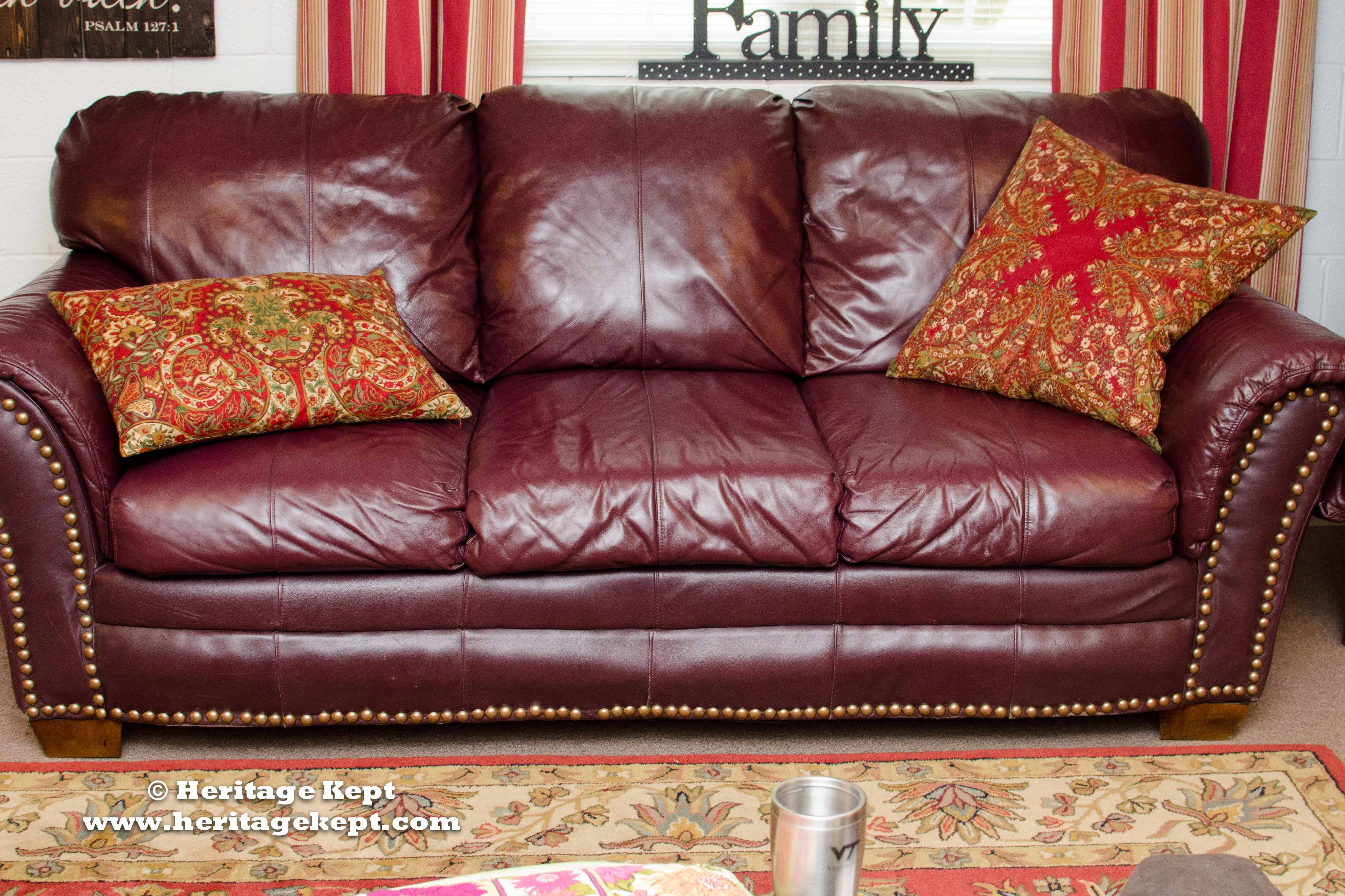 Leather Couch Craigslist Sofa Couch Office Sofa